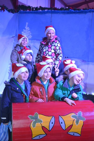 Christmas Experience 2015
