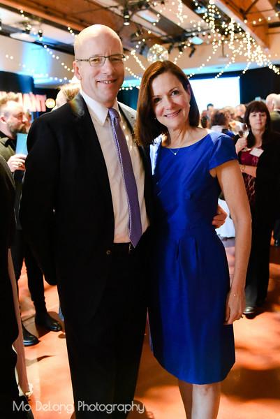 Steve and Denise Bouer