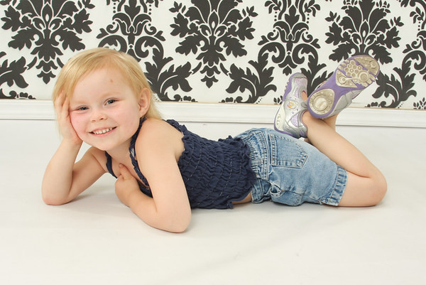 Rivonia - 3 Year Portraits