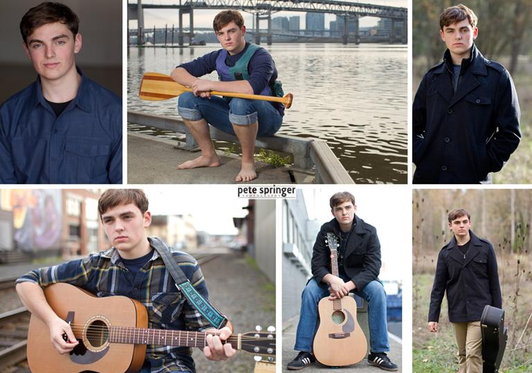senior photo composite