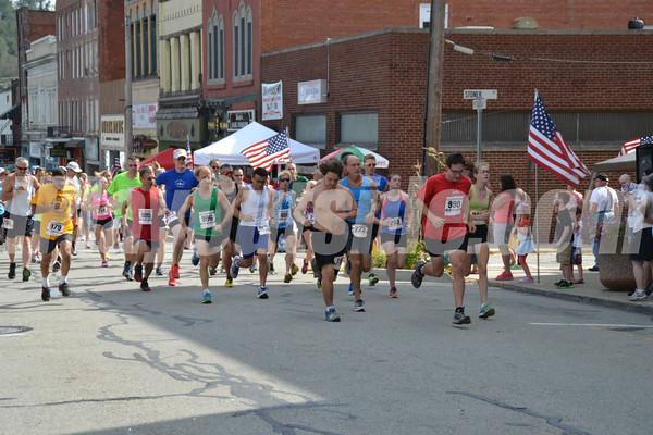 Scottdale Fall Festival Race