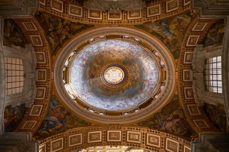 Eglise Saint Pierre, Vatican, Italie
