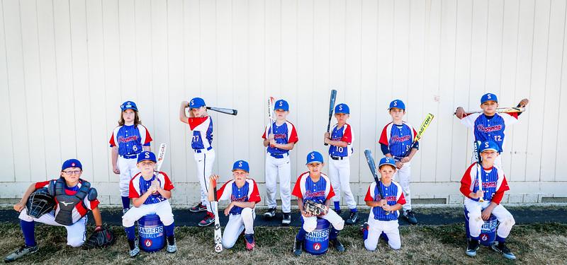 Rangers Team 07 2020