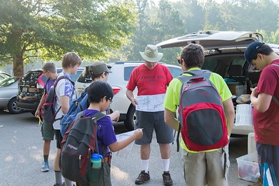 2015-07-23 Wilderness Hike at Eno Park