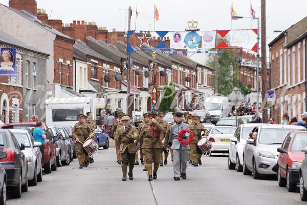 Regimental U.V.F Band Parade