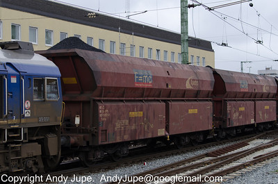 F Coded (88) (Special open high-sided wagon)