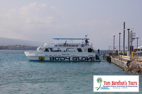 1028 Kona Sub and Snorkel Cruise