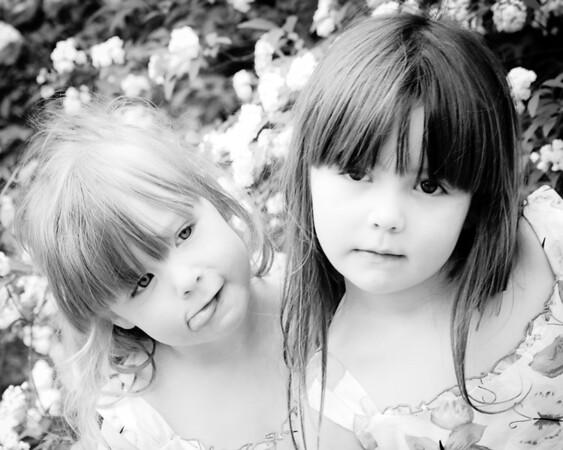 Genevieve and Angeline