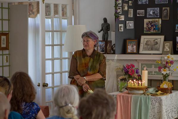 Mae's Memorial 6/13/2010