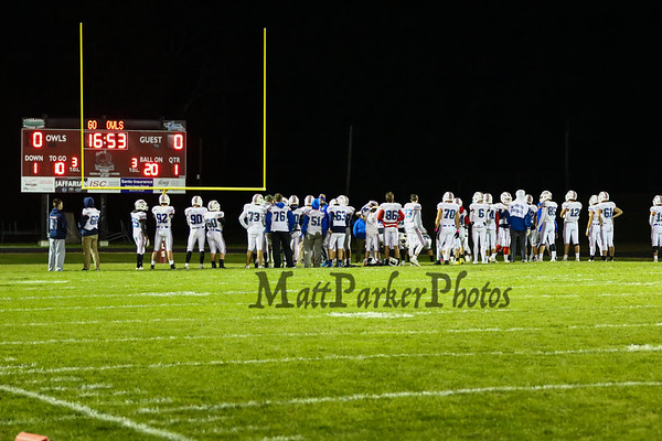 2018-10-19 Timberlane Football vs Winnacunnet