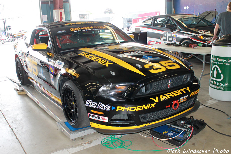 GS-Phoenix Performance Racing-Mustang Boss 302R GT