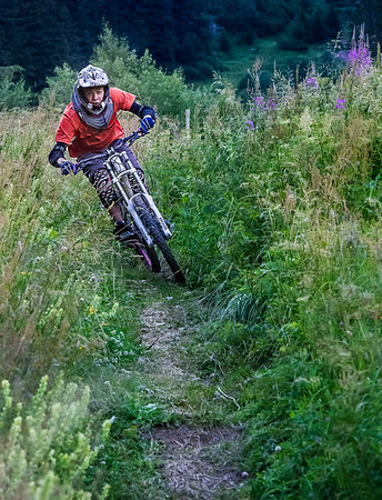 Finn - Downhill Mountain Biking