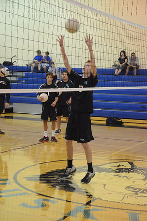 Varsity Boys Volleyball September 13 vs Bel Air