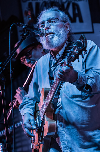 Billy Hallquist-Jeff Dayton and Friends--Benefit for Camp Gratitude 2015-The Pourhouse, Mpls.