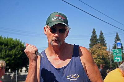 Homeless Outreach - August 2009