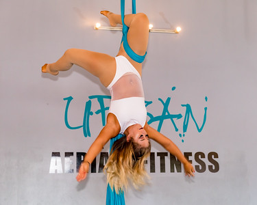 Urban Aerial Fitness - July  2017