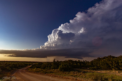 April 11 NW TX Supercell