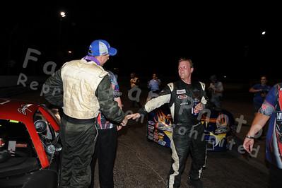 ASA Midwest Tour - Raceway Park - August 17, 2008