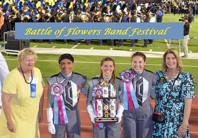 20160421 Battle of Flowers Band Festival