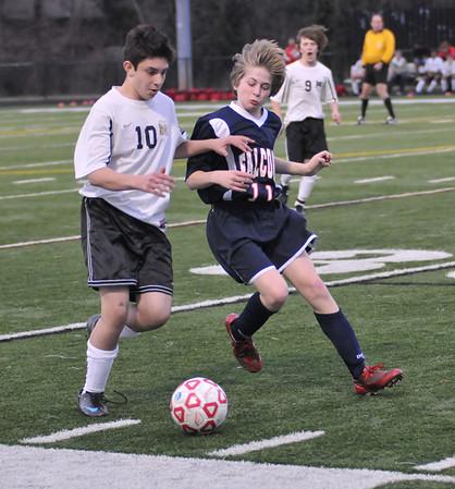 High School Soccer - 2009