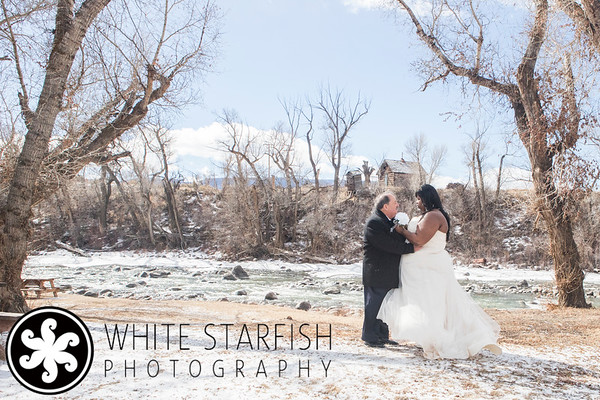Eagle Wedding Photography - Sasha and Steve