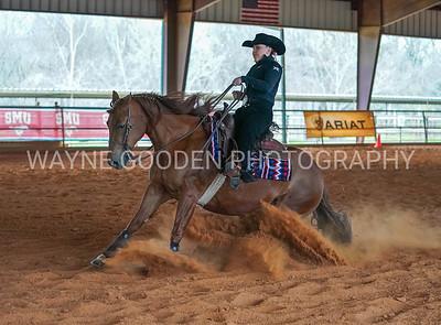 OSU Cowgirls at Dallas Equestrian Center