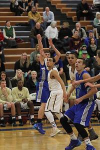 Chase  Seiberlich 2013-2014 Wildcat Basketball