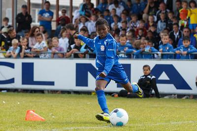 Penalty schieten / Elfmeter Kampf
