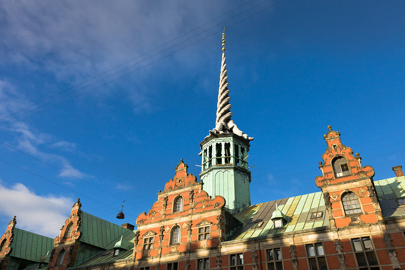 _MG_3885  The old Copenhagen Stock Exchange, built 1619 - 1640