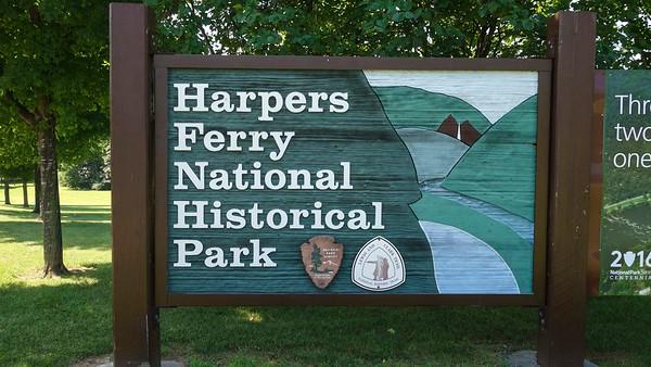 Harpers Ferry National Historical Park - WV/VA/MD - 072016