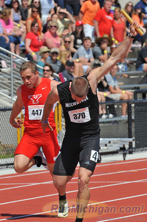 Featured, Day 3 - 2015 Horizon League Outdoor T&F Championships
