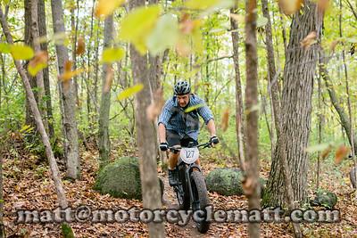 HughJass FatBike Race Minooka 10-7-17