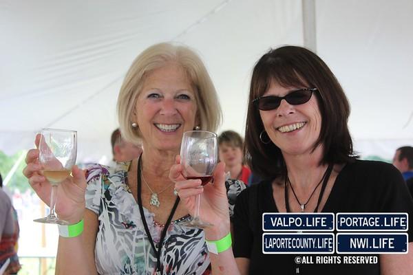 Valpo Wine Festival 2014