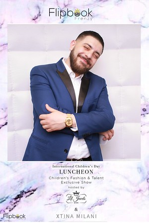 1st Annual International Children's Day Luncheon