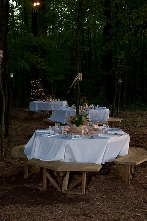 Erin & Charles: Rehearsal Dinner at the Pit