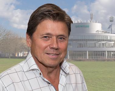 Michael de Visscher 40 jaar Siemens 22-9-16