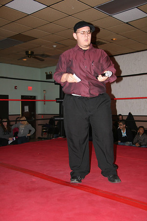 Whaling City Wrestling Gold Rush Rumble November 22, 2012