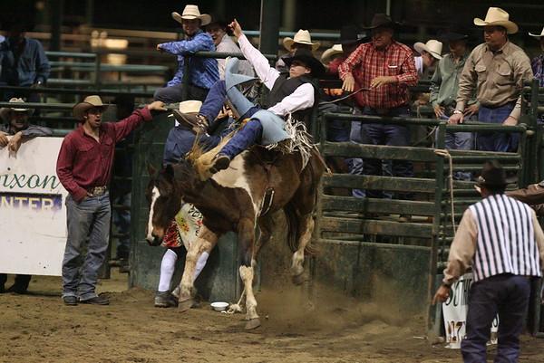 SLHSRA Bareback Riding  02/24/2007
