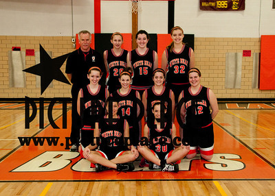 White Bear Lake Girls Basketball 2010-2011