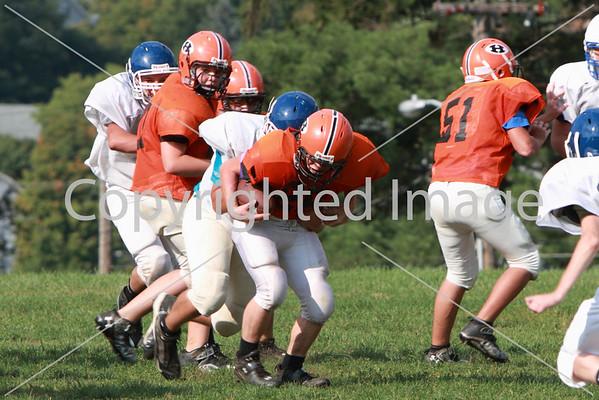 9/1/2011 Smethport Junior High Boys vrs Kane (Scrimmage)
