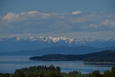 Flathead Lake, Hungry Horse Dam & Missoula