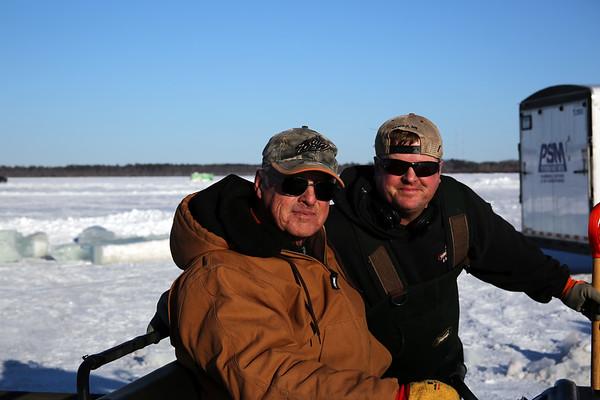 POLAR PLUNGE ELLIS ICE RECOVERY PREP
