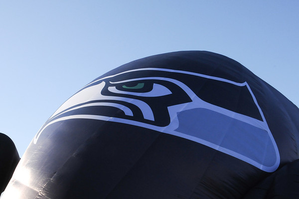 Seahawks 12K Run 2014