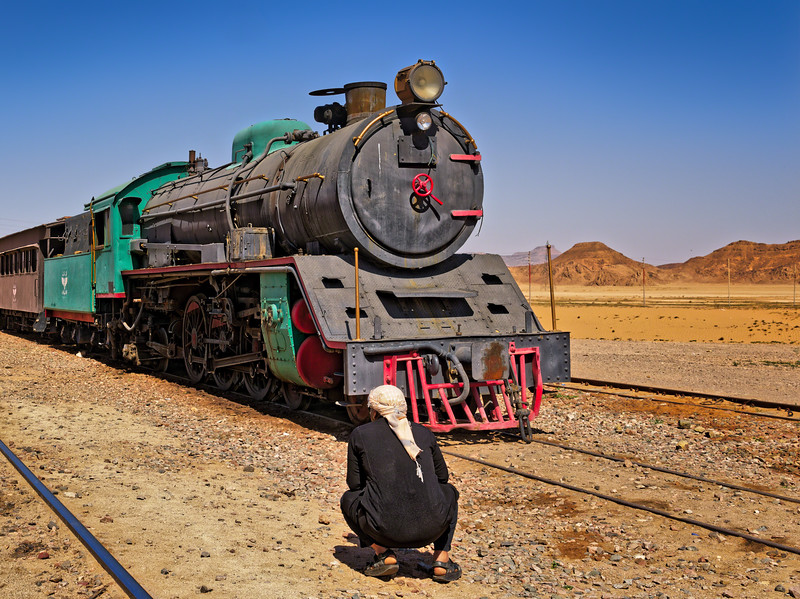 Jordan Railroad