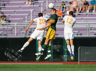 Brockport Men v. RIT Tigers 8-30-13