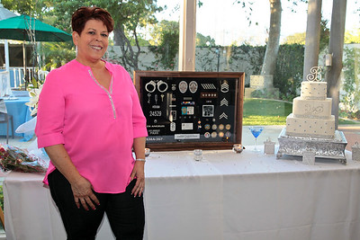 Barbara Hodgin's Retirement Party