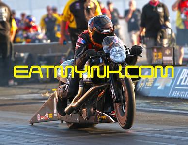 NHRA Pro Stock Motorcycle 2016