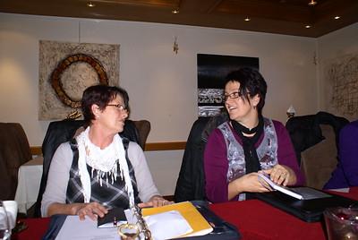 30.11.2011 - Vorstandssitzung Adler Oberriet