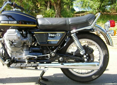 Moto Guzzi T-3 Reference Pictures