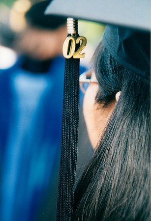 2002 Emory Commencement